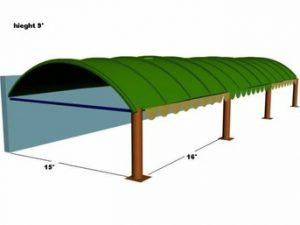 Canopy Sheds Designtech Enterprises