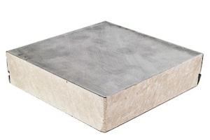 calcium sulphate raised floor