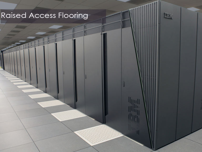 Raised Access Flooring